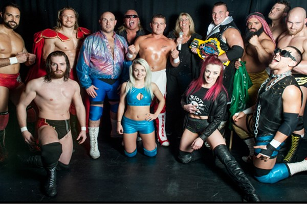 All Star Superslam Wrestling 2019
