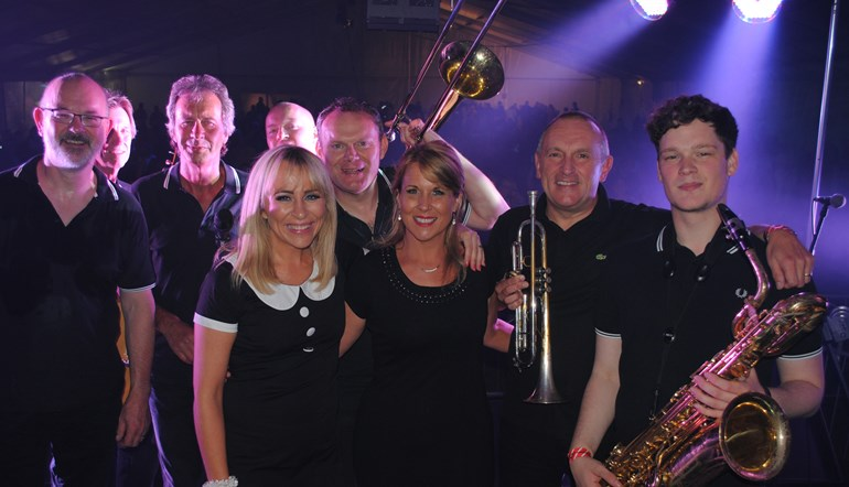 Soul & Motown Party Night with Sarah Collins & Keep The Faith