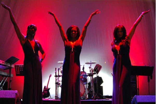 Soul & Motown Party Night with The Love Supremes