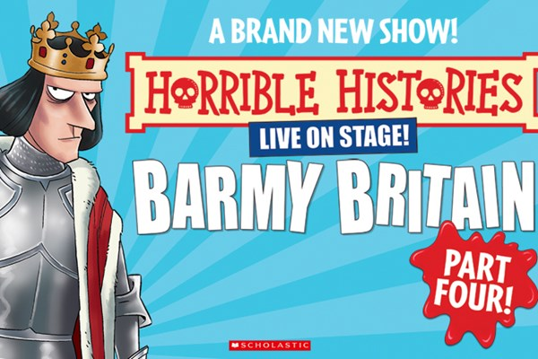 Horrible Histories - Barmy Britain Part 4 Premiere