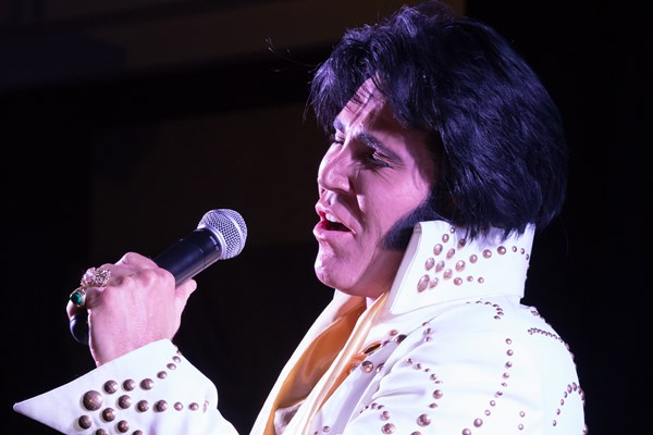 Gordon Hendricks is ELVIS