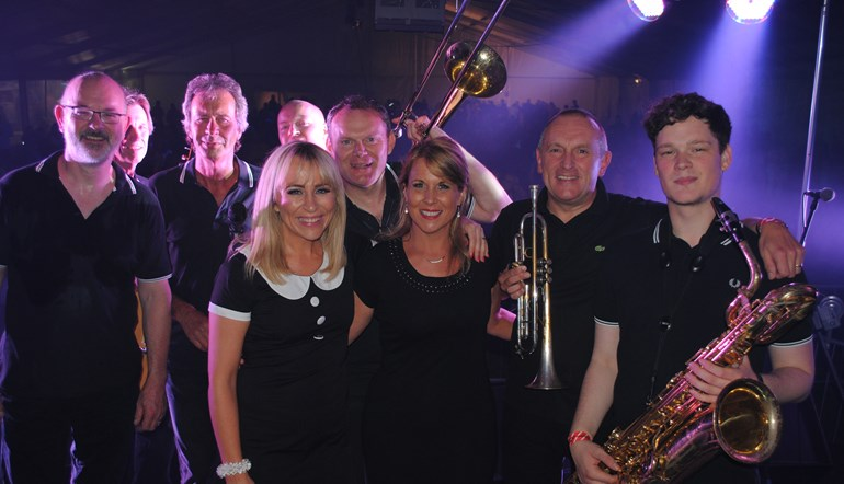 Soul & Motown Party Night with Sarah Collins