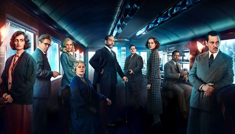 Murder On The Orient Express & Wine Tasting