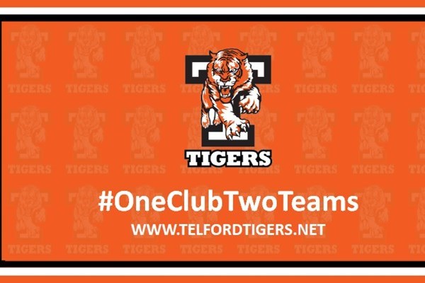 Telford Tigers 1 End Of Season Tickets 2019/20