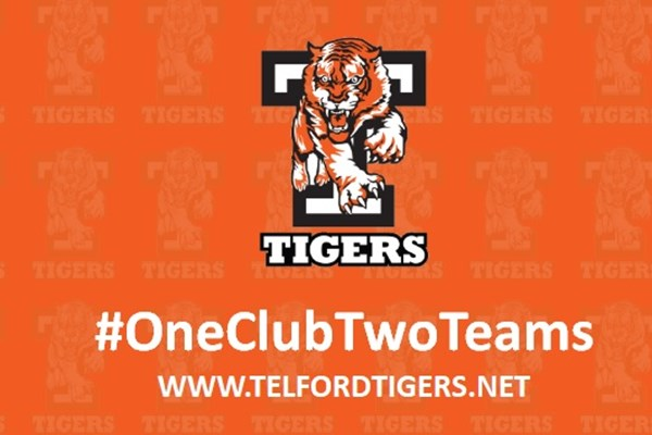 Telford Tigers Test Match