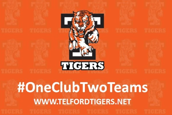Telford Tigers 1 Fixtures 2018-19