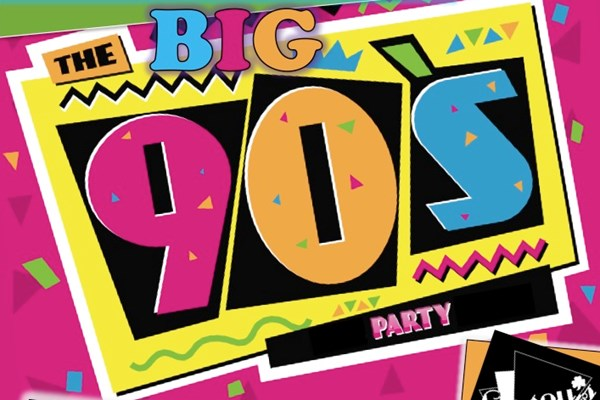 Big 90s Party Night