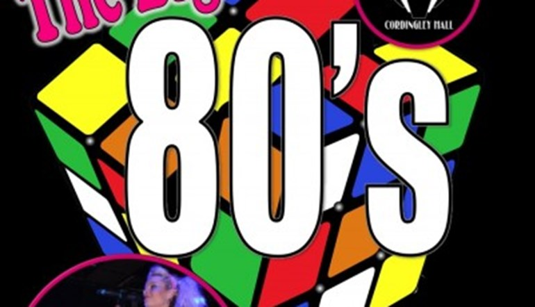 The Big 80s Party Night
