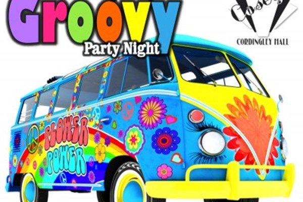 Totally Groovy Party Night