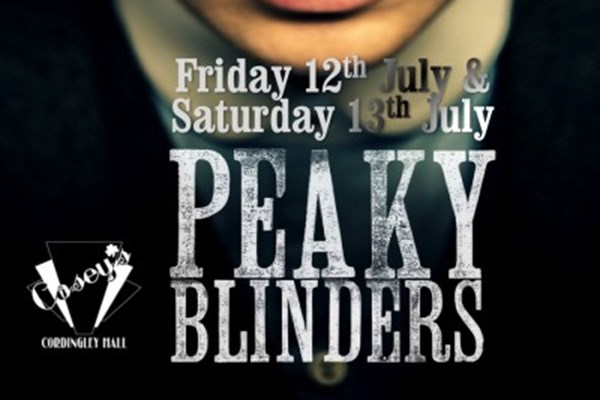 Peaky Blinders Ball
