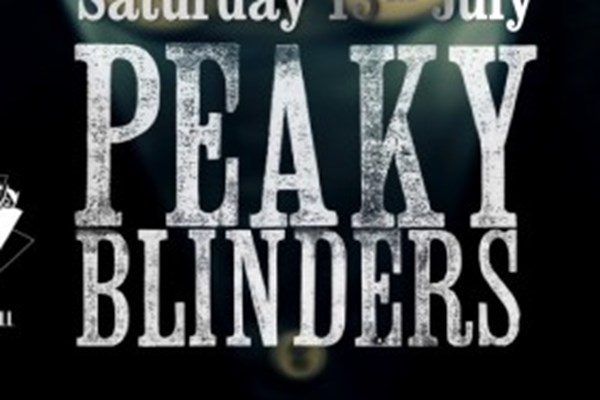 Peaky Blinders WEEKEND PASS