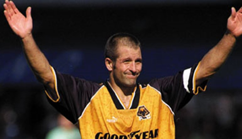 An Evening with Steve Bull