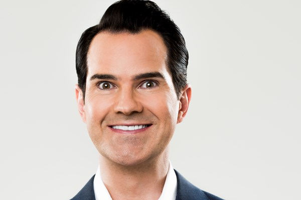 Jimmy Carr: Work In Progress