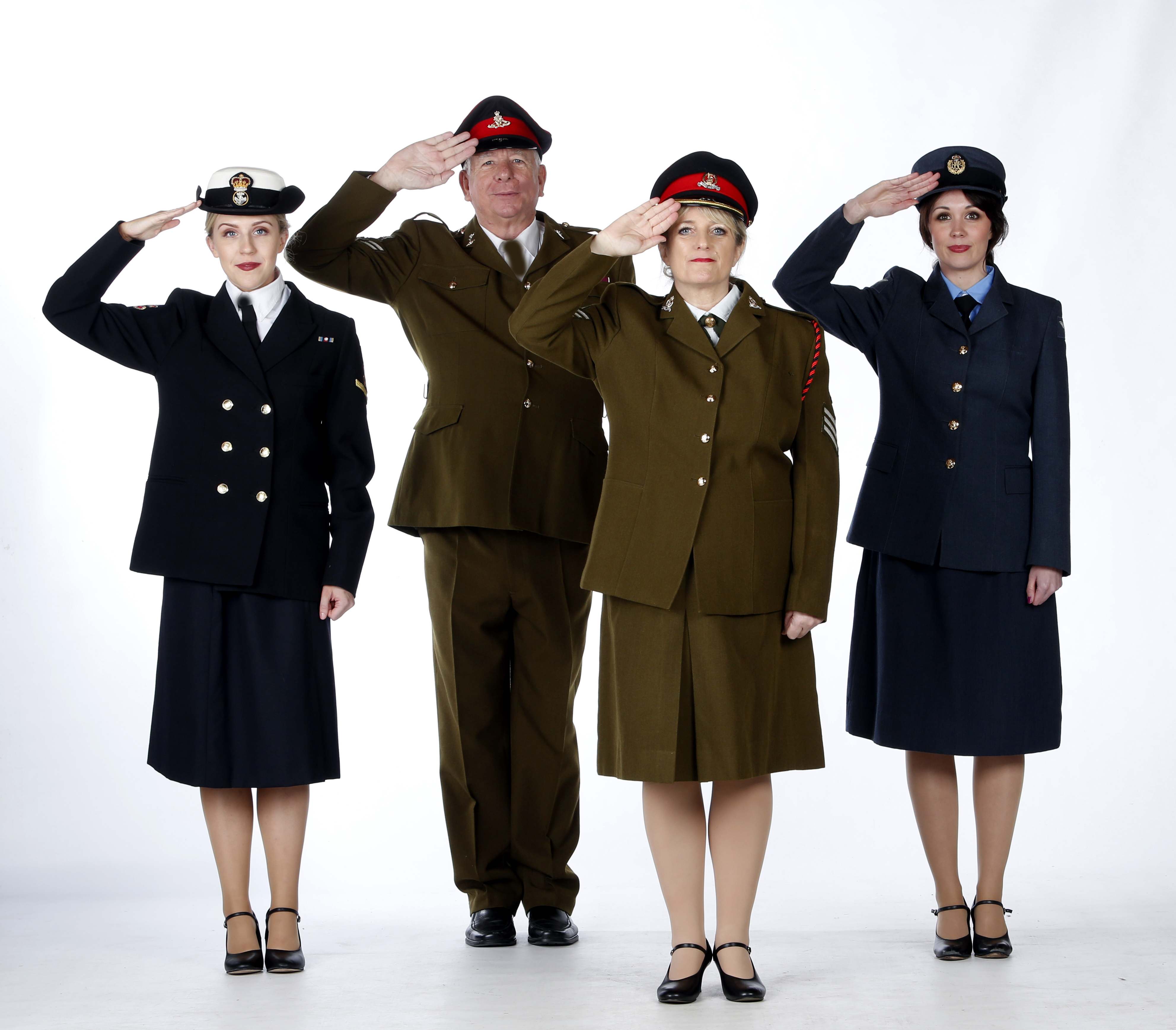 SENTIMENTAL JOURNEY celebrate the 75th Anniversary of D-Day