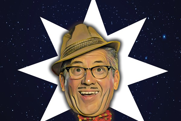 Count Arthur Strong - Is There Anybody Out There?