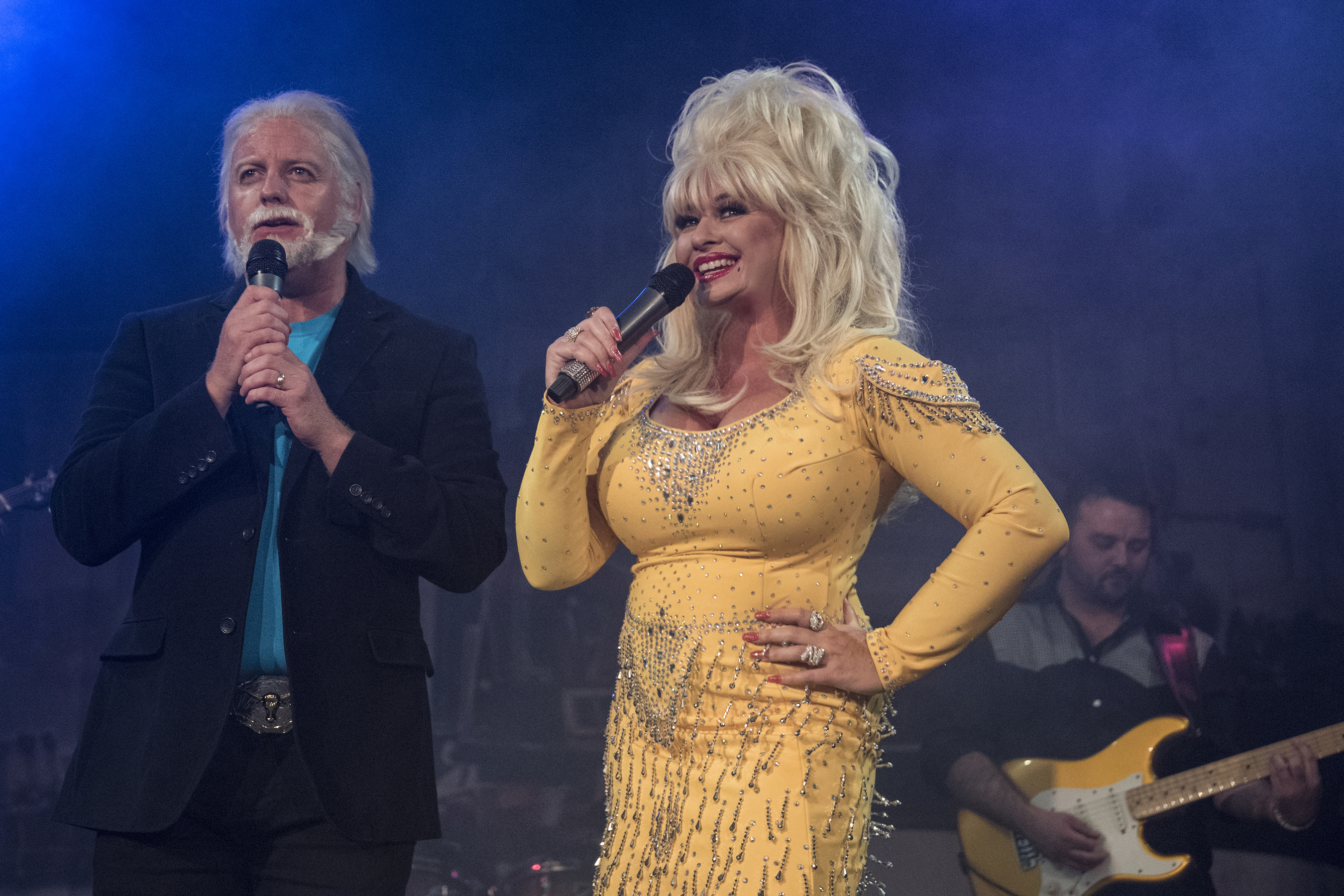 dolly and Kenny 2