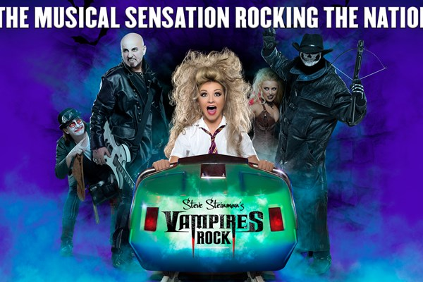 Steve Steinman's Vampires Rock - Ghost Train