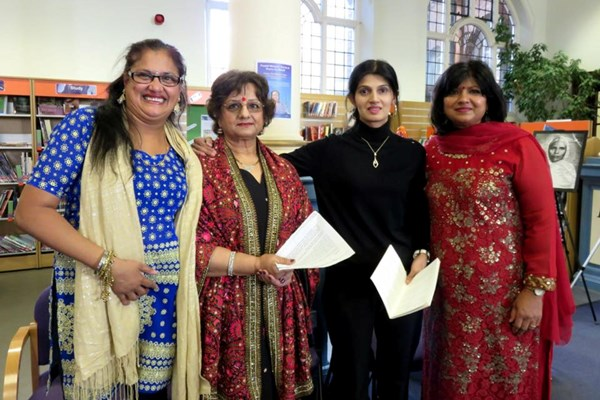 Poetry & Stories From The Punjabi Women's Writing Group