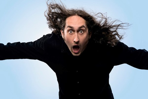 Ross Noble - Humournoid - Warm Up