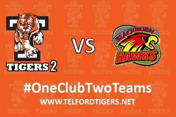 Telford Tigers 2 Fixtures 2019/20