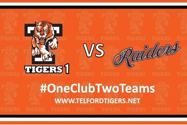 Telford Tigers 1 Fixtures 2019/20