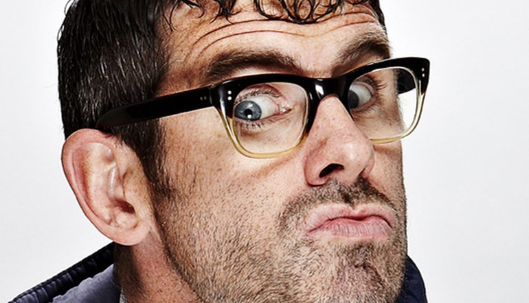 Comedy Night with Angelos Epithemiou