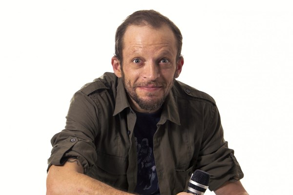 Telford Comedy Club with Gareth Berliner