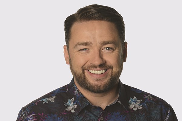 Jason Manford: Like Me WORK IN PROGRESS