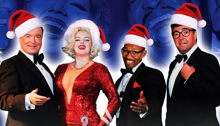 Christmas With The Rat Pack & Marilyn Monroe
