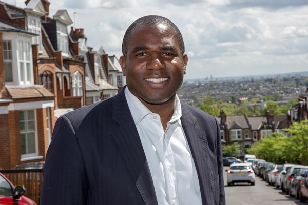 A Night In With David Lammy